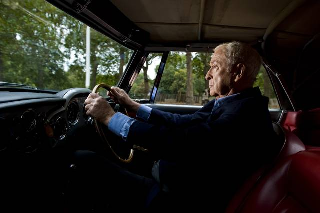 My Generation Michael Caine set dal film documentario foto 49