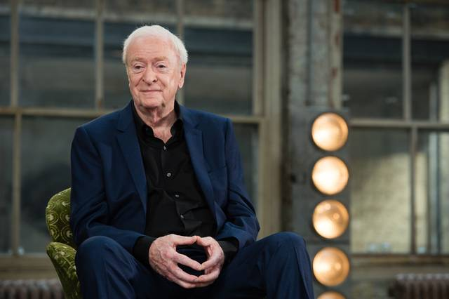 My Generation Michael Caine set dal film documentario foto 6