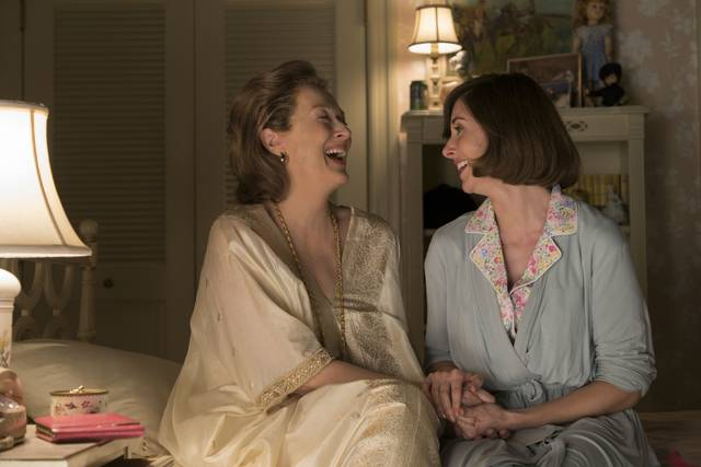 The Post Meryl Streep Carrie Coon foto dal film 2