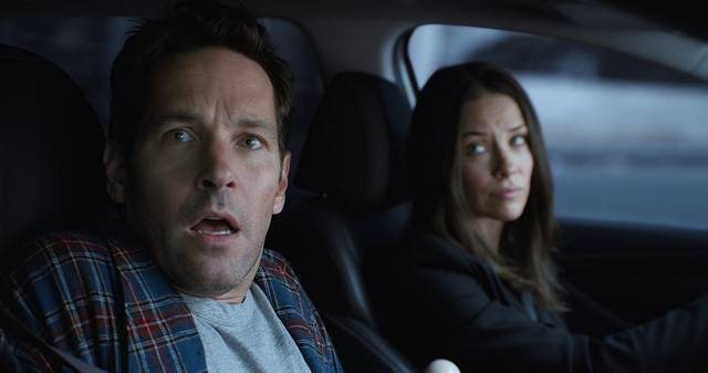 Ant-Man and the Wasp Paul Rudd Evangeline Lilly foto dal film 4