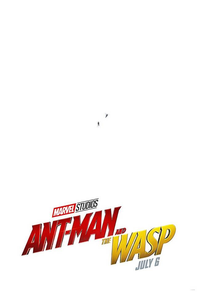 Ant-Man and the Wasp Teaser Poster USA