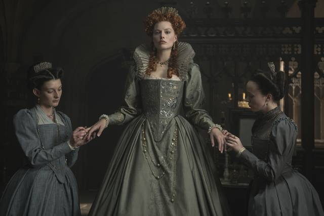 Mary Queen of Scots_Margot Robbie_foto dal film 2