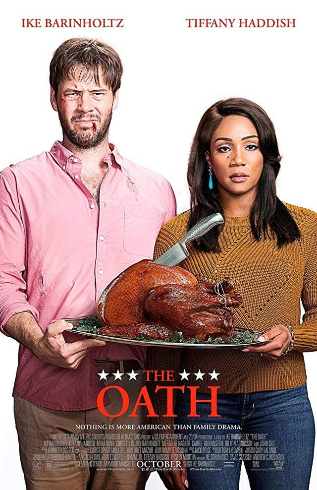 The Oath Teaser Poster USA