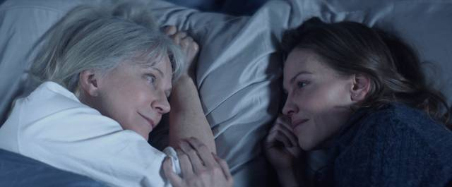 What They Had  Blythe Danner Hilary Swank foto dal film 1