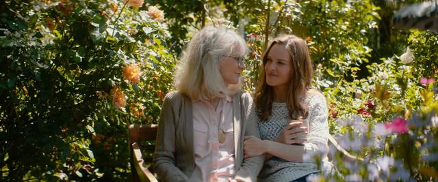 What They Had  Blythe Danner Hilary Swank foto dal film 2