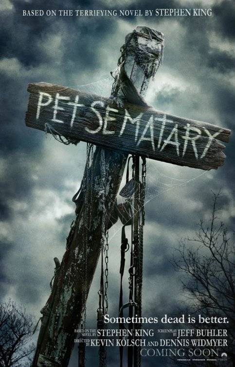 Pet Sematary Teaser Poster UK