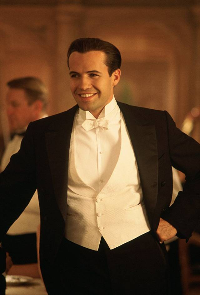 Titanic Billy Zane foto dal film 1