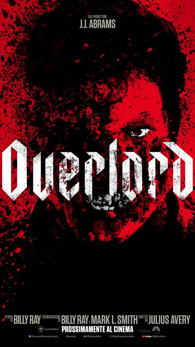Overlord Teaser Poster Italia