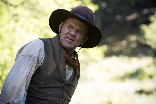 The Sisters Brothers John C. Reilly foto dal film 7
