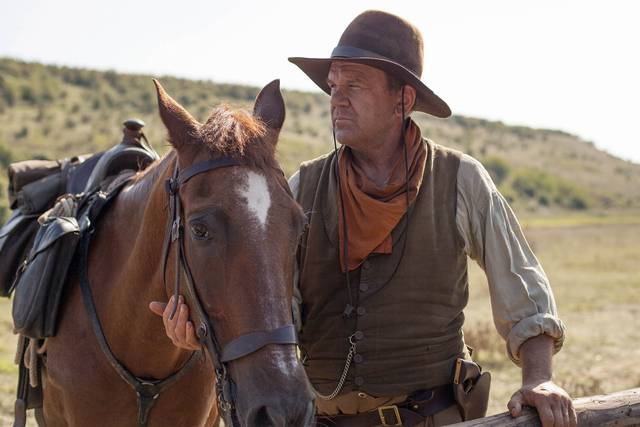The Sisters Brothers John C. Reilly foto dal film 8