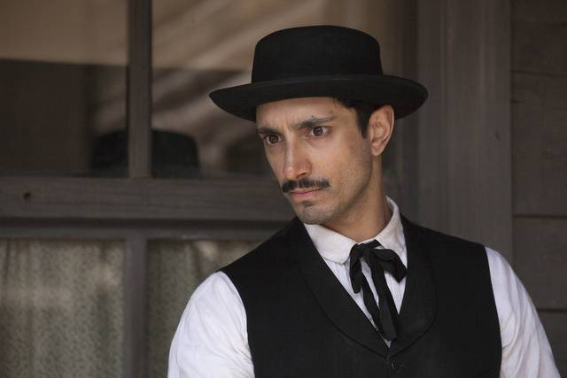 The Sisters Brothers Riz Ahmed foto dal film 1