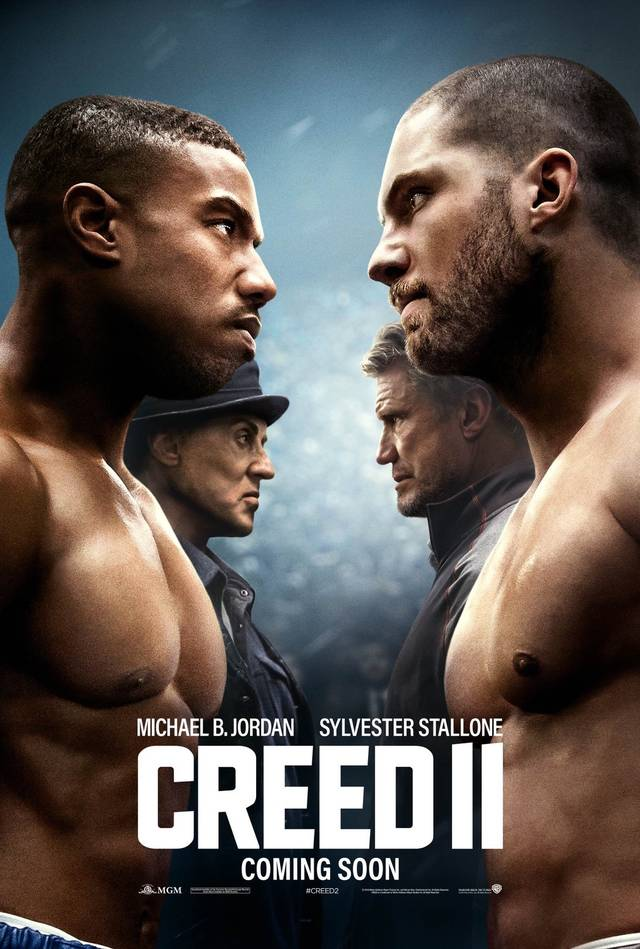 Creed II Teaser Poster USA 2