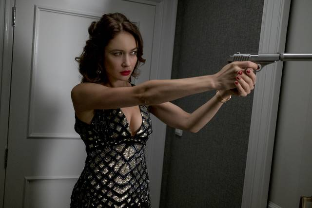 Johnny English Colpisce Ancora_Olga Kurylenko_foto dal film 1