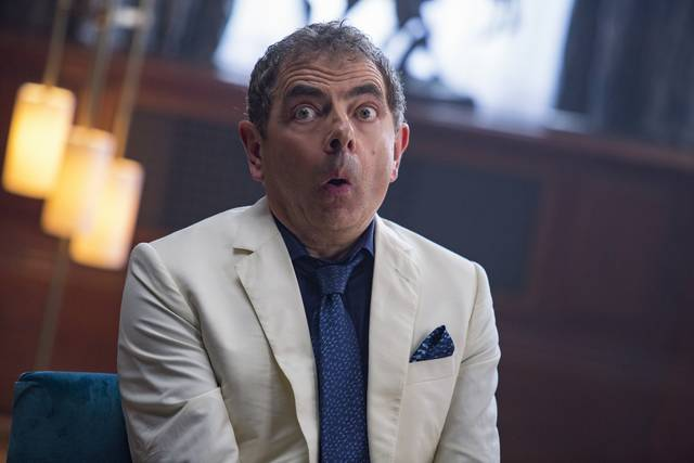Johnny English Colpisce Ancora_Rowan Atkinson_foto dal film 1