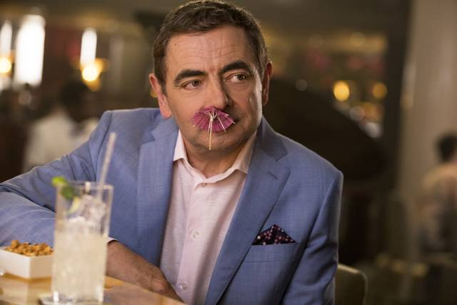 Johnny English Colpisce Ancora_Rowan Atkinson_foto dal film 5