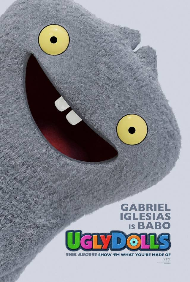 Ugly Dolls Teaser Character Poster USA 5