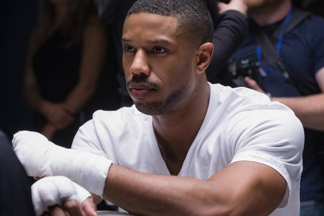 Creed II - Michael Bakari Jordan_foto dal film 13