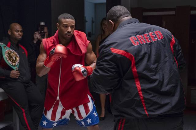 Creed II - Michael Bakari Jordan_foto dal film 14