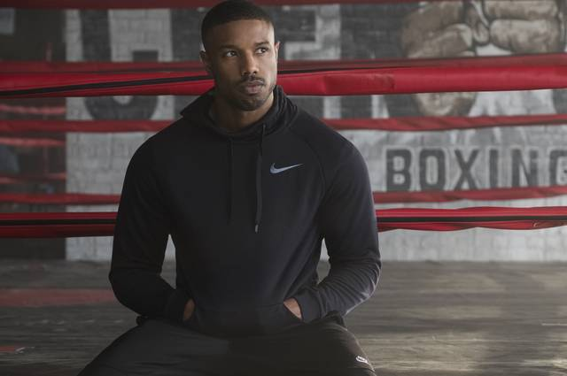 Creed II - Michael Bakari Jordan_foto dal film 15