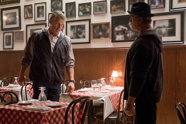 Creed II - Sylvester Stallone Dolph Lundgren_foto dal film 20