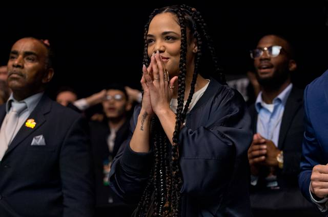 Creed II - Tessa Thompson_foto dal film 21
