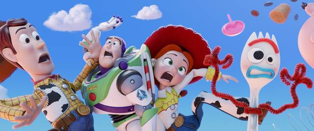 Toy Story 4 - immagine ufficiale 1