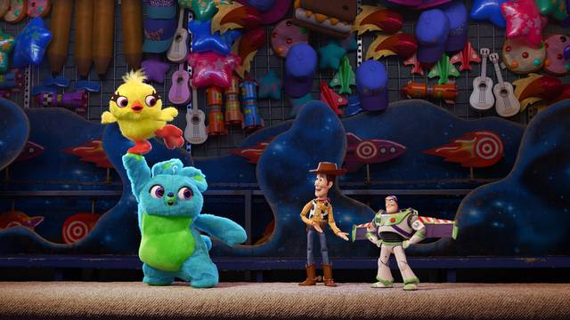 Toy Story 4 - immagine ufficiale 2