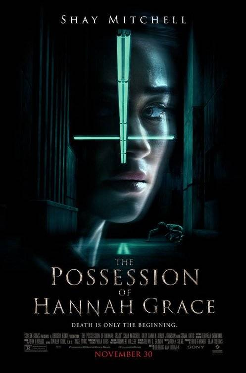 The Possession of Hannah Grace Poster USA 2