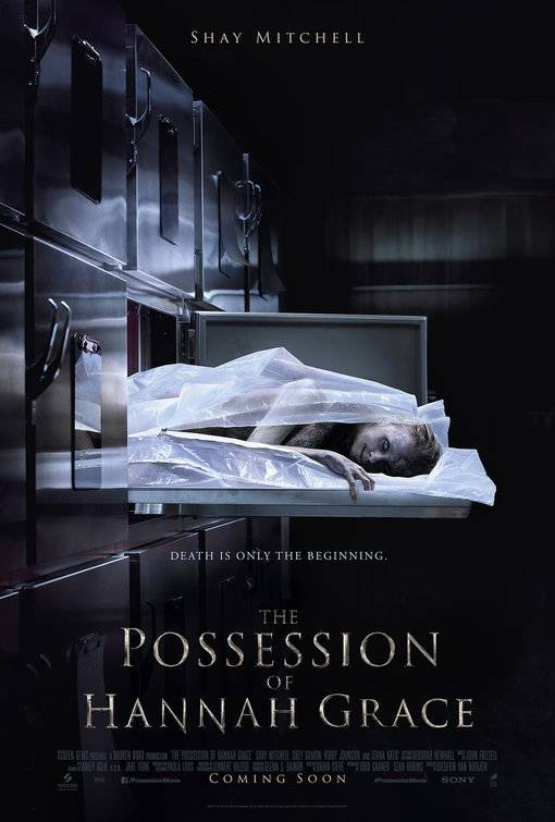 The Possession of Hannah Grace Poster USA 3