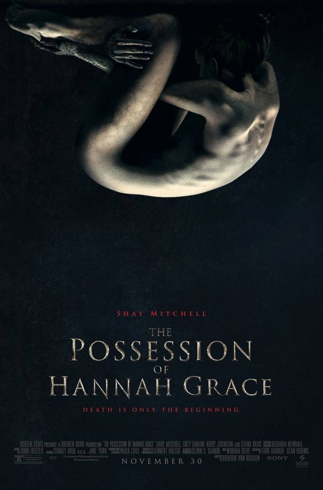 The Possession of Hannah Grace Poster USA