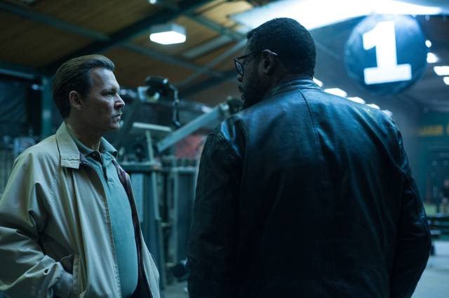 City of Lies - L'ora della verità Johnny Depp Forest Whitaker foto dal film 3