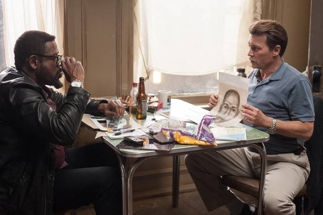 City of Lies - L'ora della verità Johnny Depp Forest Whitaker foto dal film 4