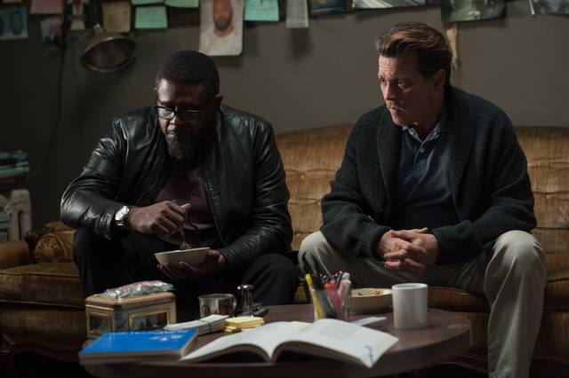 City of Lies - L'ora della verità Johnny Depp Forest Whitaker foto dal film 5