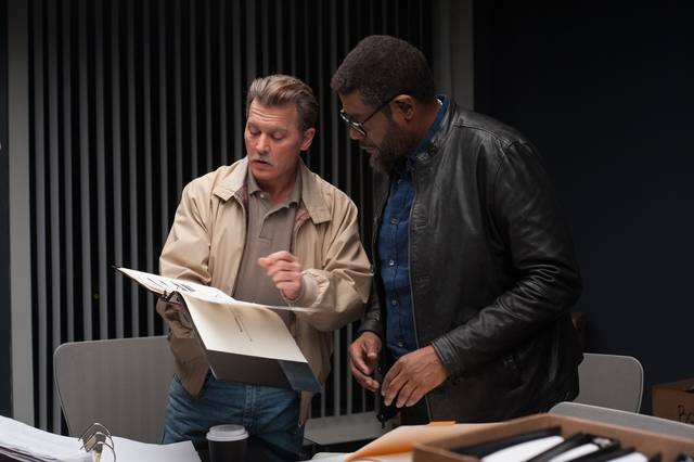 City of Lies - L'ora della verità Johnny Depp Forest Whitaker foto dal film 6
