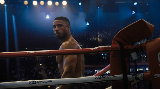 Creed II - Michael Bakari Jordan_foto dal film 4