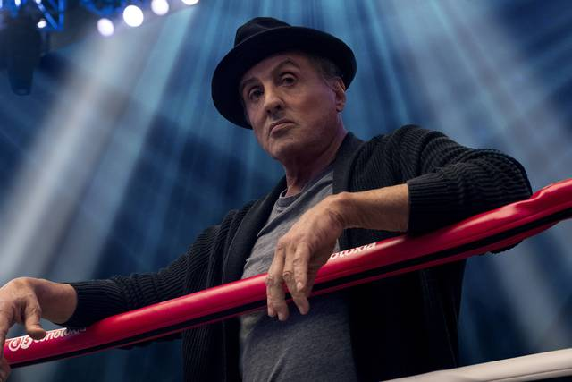 Creed II - Sylvester Stallone_foto dal film 1