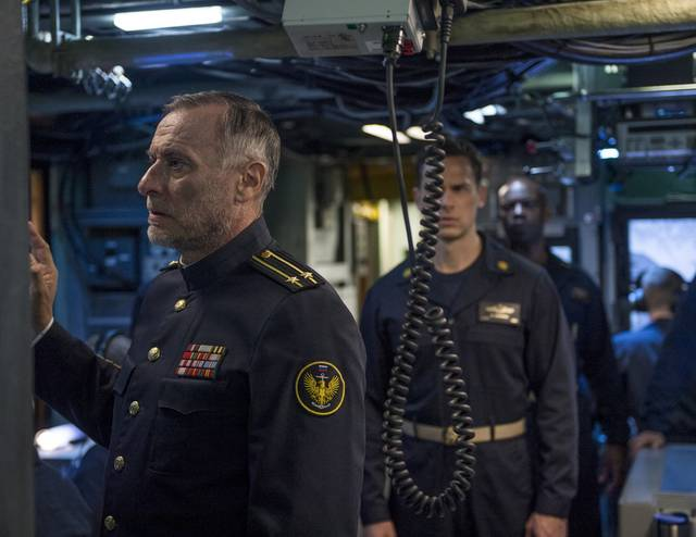 Hunter Killer - Caccia negli abissi Michael Nyqvist foto dal film 3