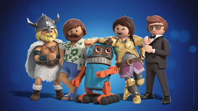 Playmobil The Movie - La prima immagine