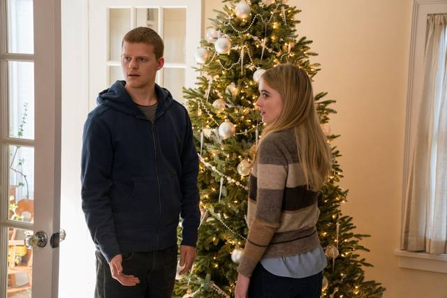 Ben is Back Kathryn Newton Lucas Hedges foto dal film 2