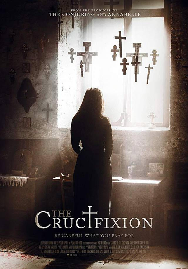 Crucifixion Teaser Poster Internazionale