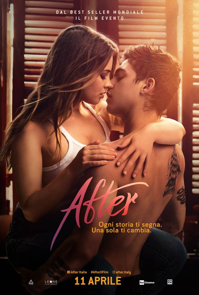 After Poster Italia