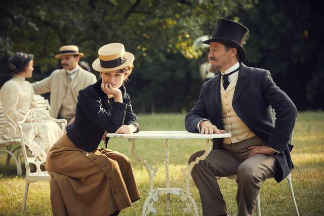 Colette Keira Knightley Dominic West foto dal film 1