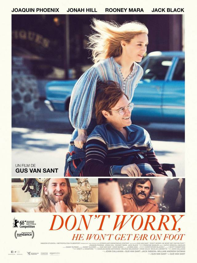 Don't Worry Teaser Poster USA 2