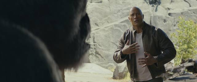 Rampage - Furia animale_Dwayne Johnson_foto dal film 5