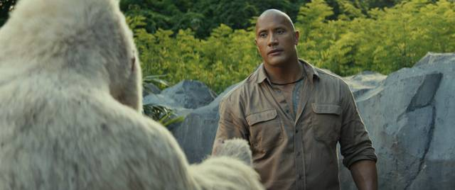 Rampage - Furia animale_Dwayne Johnson_foto dal film 9