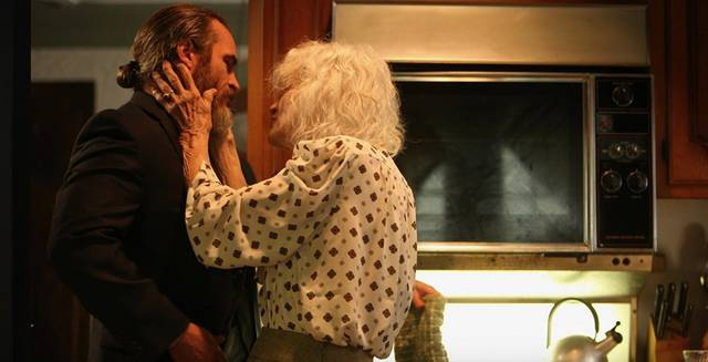 You Were Never Really Here Joaquin Phoenix Judith Roberts foto dal film 2