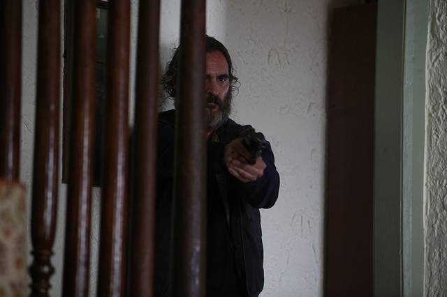 You Were Never Really Here Joaquin Phoenix foto dal film 2