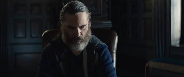 You Were Never Really Here Joaquin Phoenix foto dal film 4