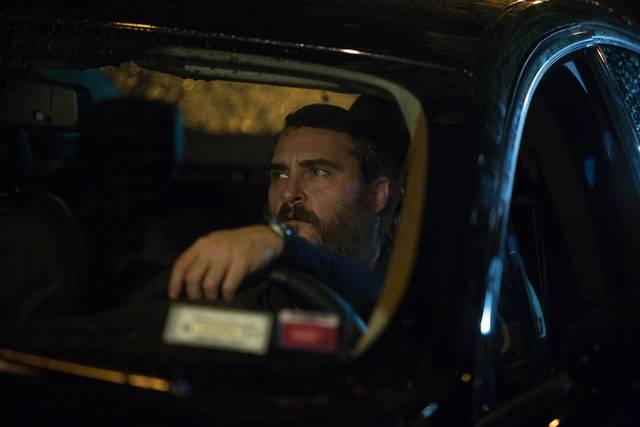 You Were Never Really Here Joaquin Phoenix foto dal film 5