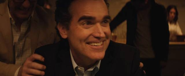 Molly's Game Brian d'Arcy James foto dal film 1
